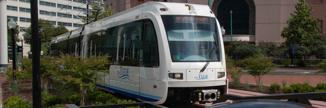 HRT Light Rail