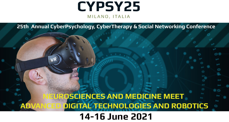 CYPSY25: 25th Annual CyberPsychology, CyberTherapy & Social Networking Conference